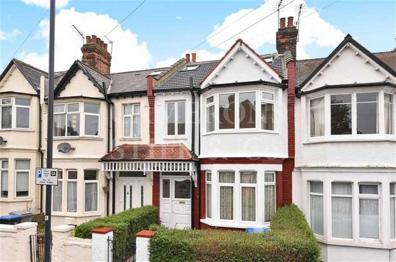 4 Bedrooms Terraced House for sale in Lancaster Road, Willesden, London, NW10