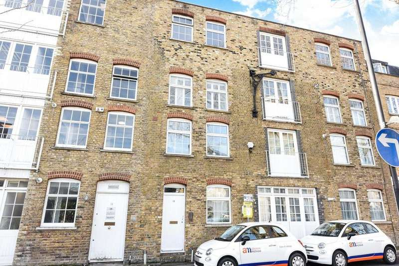 2 Bedrooms Flat for sale in Bowden Street, Kennington