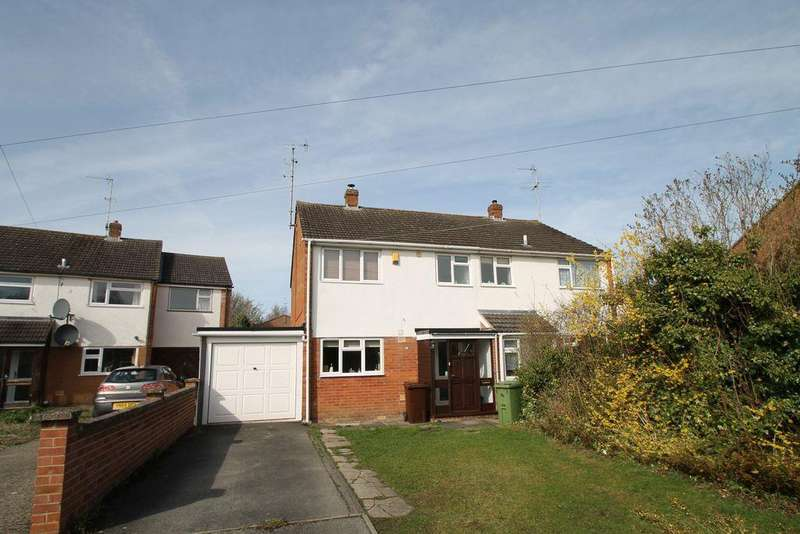 3 Bedrooms Semi Detached House for sale in Cotswold Gardens, Tewkesbury