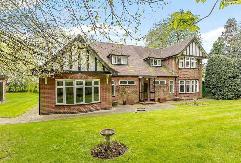 4 Bedrooms Detached House for sale in Arch Hill, Redhill, Nottingham, NG5