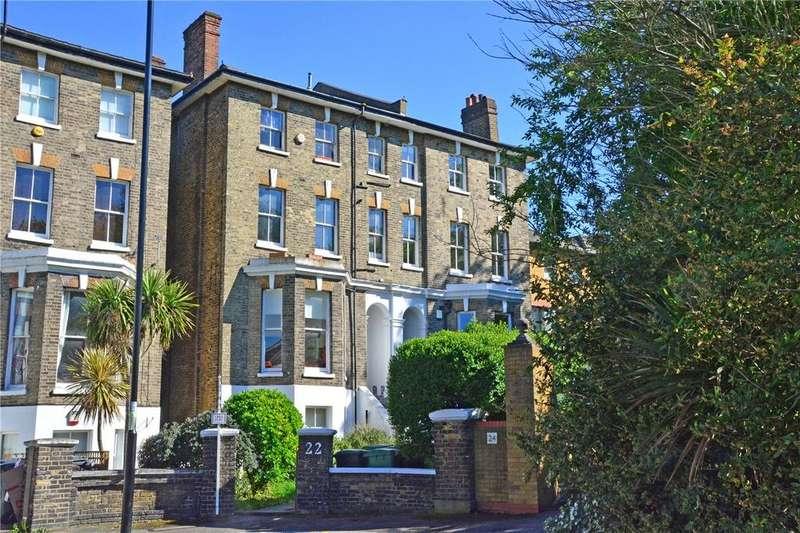 1 Bedroom Flat for sale in Blackheath Grove, Blackheath, London, SE3