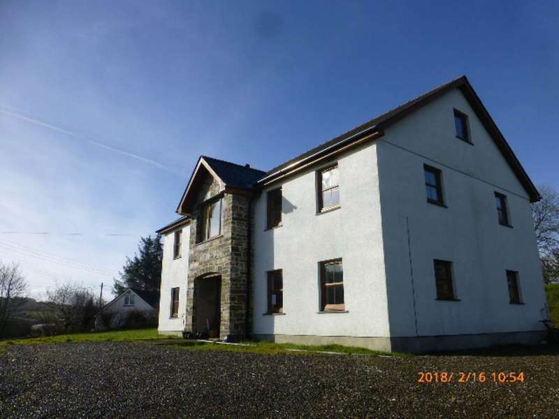 5 Bedrooms Detached House for rent in Talsarn, Near Lampeter,
