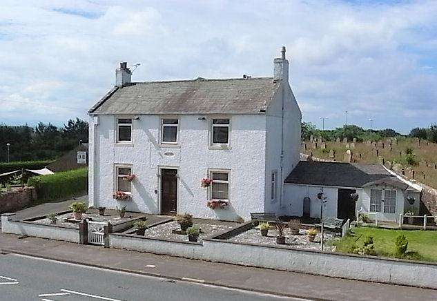 5 Bedrooms Guest House Commercial for sale in Kirkcroft Guest House, Glasgow Road, Gretna Green DG16