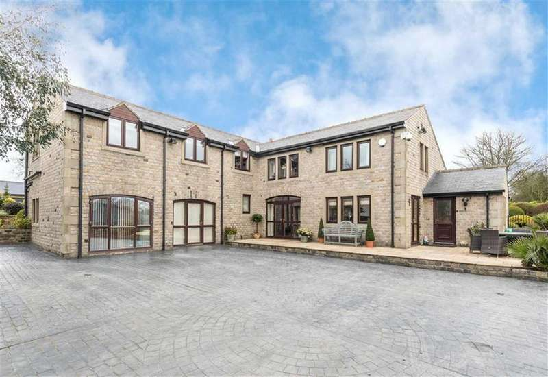 4 Bedrooms Detached House for sale in Dark Lane, Barnsley, South Yorkshire, S70