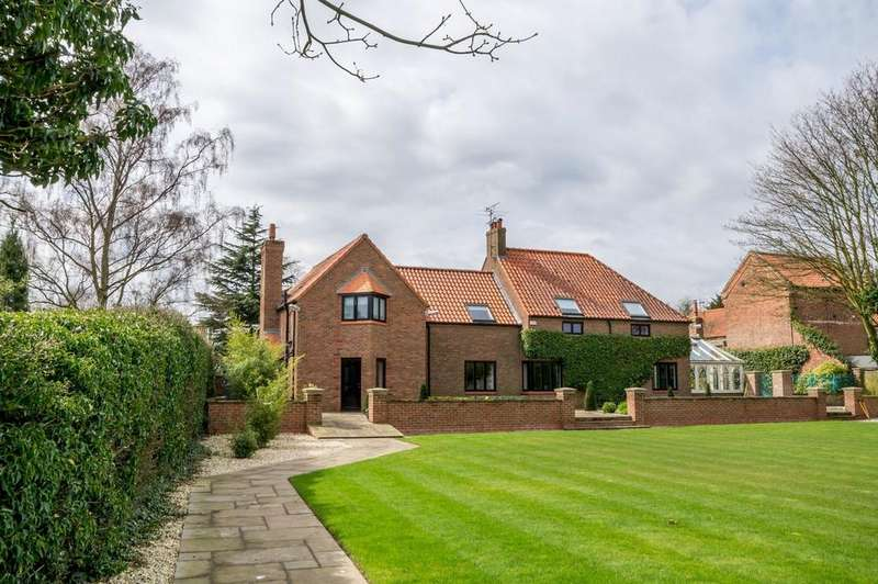 5 Bedrooms Detached House for sale in 3 Wistowgate, Cawood, North Yorkshire, North Yorkshire