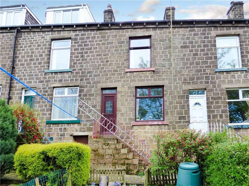 3 Bedrooms Terraced House for rent in Crownest Road, Bingley, West Yorkshire