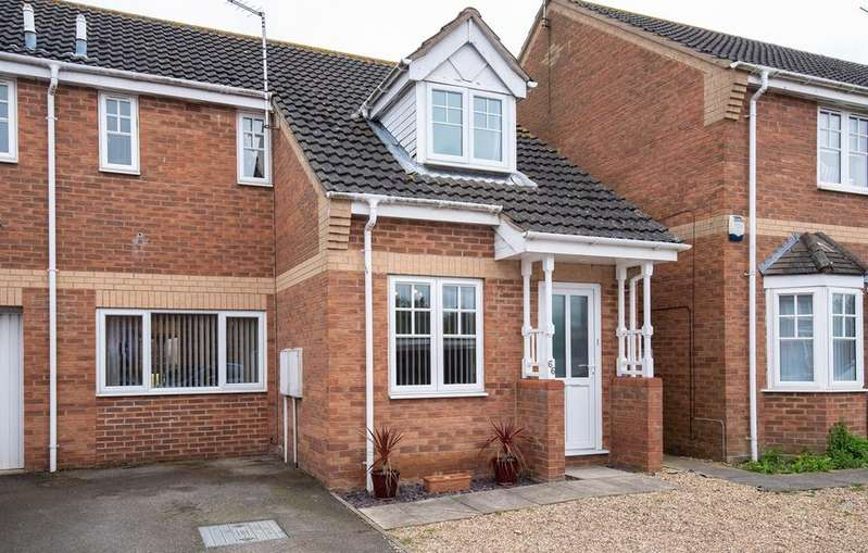 3 Bedrooms End Of Terrace House for sale in Smalley Road, Fishtoft, Boston, PE21