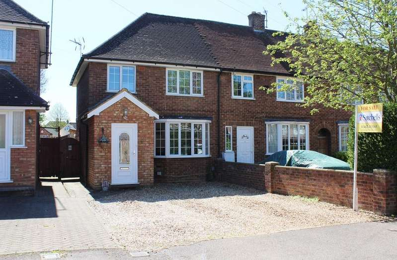 3 Bedrooms End Of Terrace House for sale in Hampden Road, Hitchin, SG4