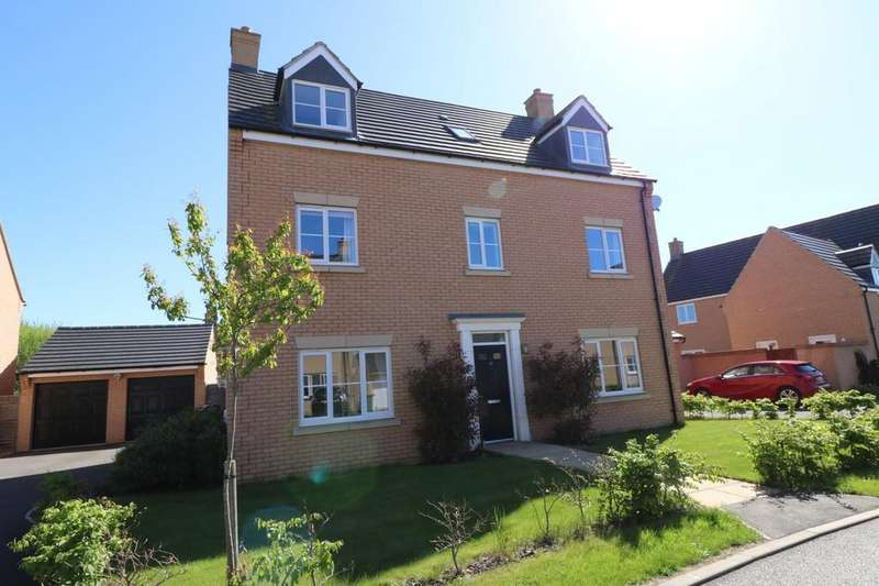5 Bedrooms Detached House for sale in Kides Crescent, Longstanton