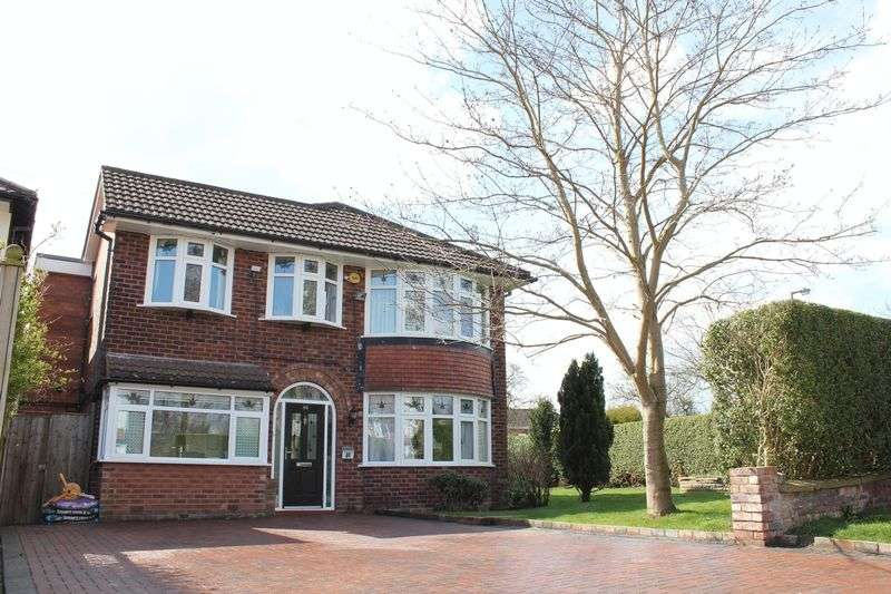 5 Bedrooms Property for sale in Waterloo Road, Stockport