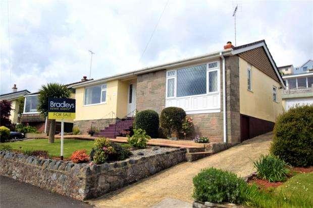 2 Bedrooms Detached Bungalow for sale in Brantwood Drive, Paignton, Devon