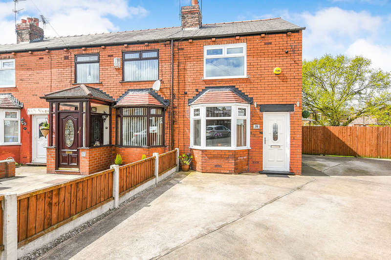 2 Bedrooms Terraced House for sale in Gilbert Road, Whiston, Prescot, L35