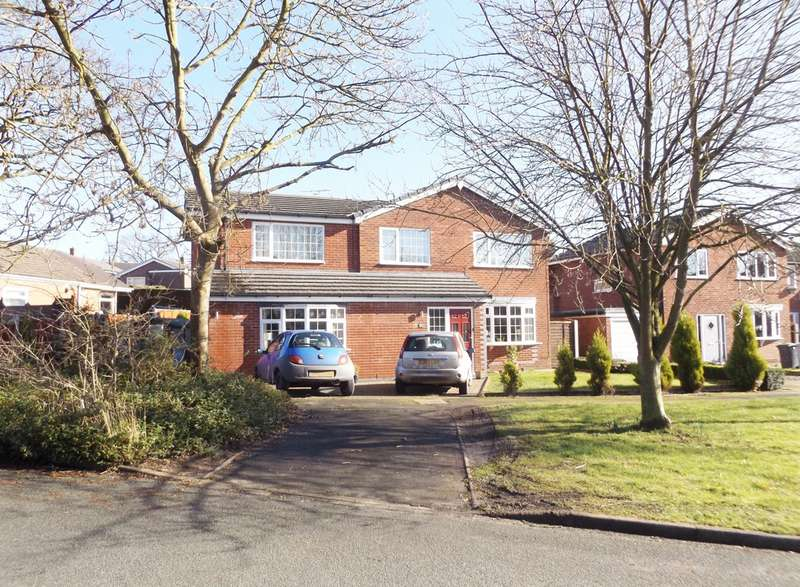 1 Bedroom Flat for rent in Room, Sycamore Close Audlem CW3
