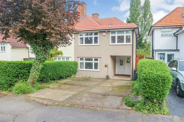 4 Bedrooms Semi Detached House for sale in Avondale Road, London