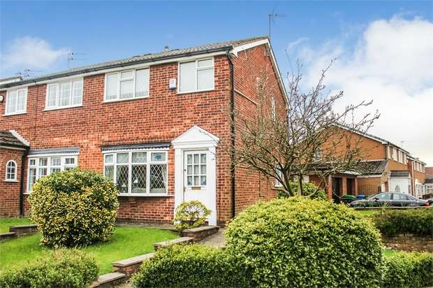 2 Bedrooms Semi Detached House for sale in Landsberg Road, Failsworth, Manchester, Lancashire