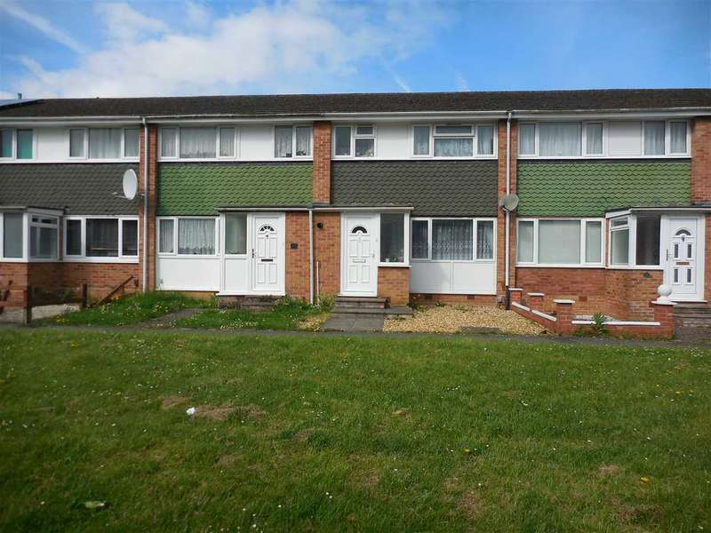 3 Bedrooms Terraced House for sale in Poole Close, Reading