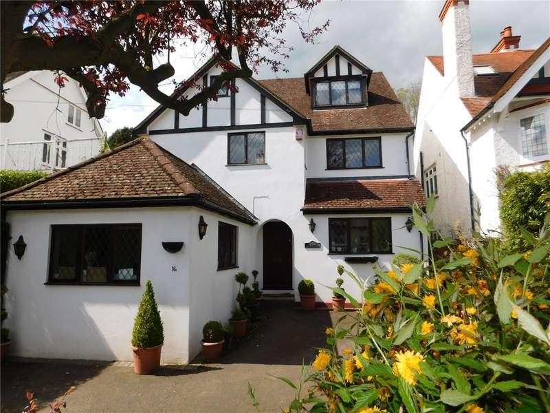 5 Bedrooms Detached House for sale in Berks Hill, Chorleywood, Hertfordshire, WD3