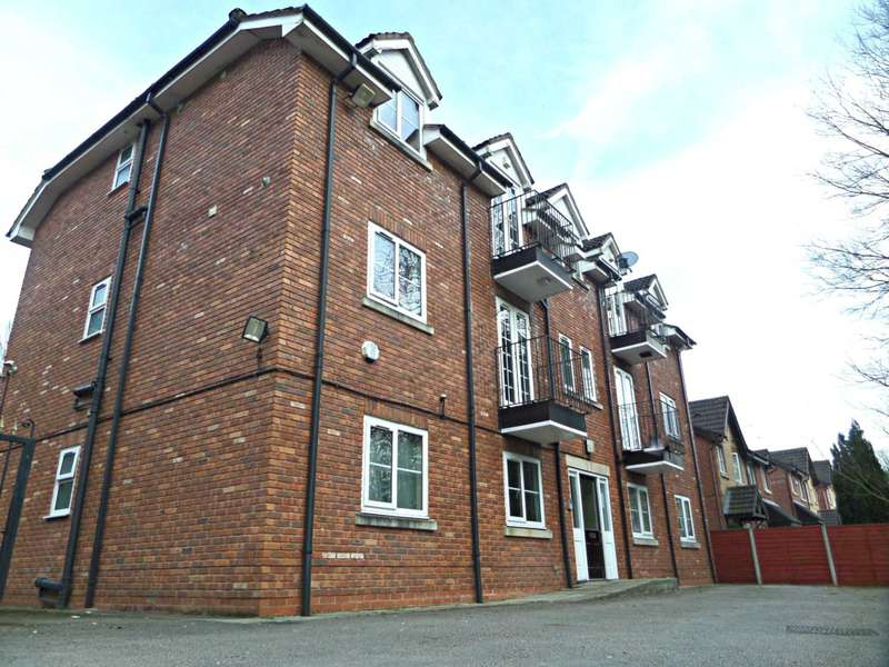 2 Bedrooms Flat for rent in Archway Walk, Newton Le Willows