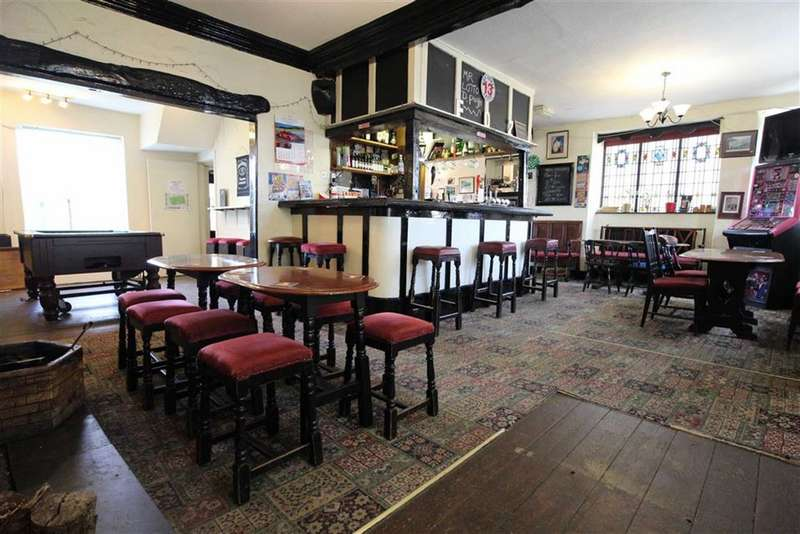 5 Bedrooms Pub Commercial for sale in Heol Y Doll, Machynlleth