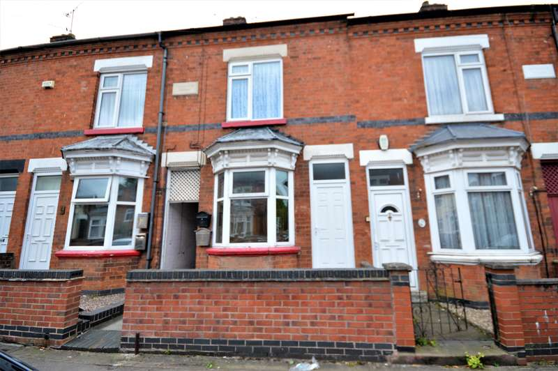 1 Bedroom Ground Flat for sale in Timber Street, Wigston, LE18 4QF
