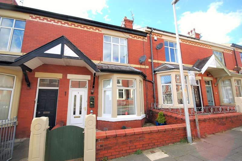 3 Bedrooms Terraced House for sale in Poplar Avenue, Blackpool
