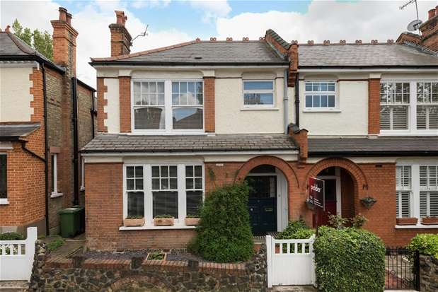 3 Bedrooms Terraced House for sale in Princethorpe Road, Sydenham