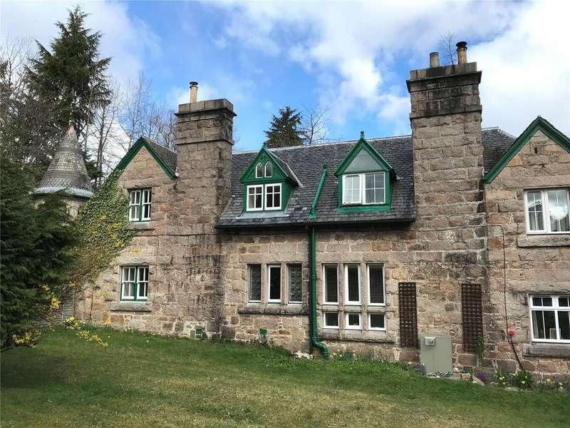1 Bedroom Terraced House for rent in Bush Cottage, Glen Tanar, Aboyne, Aberdeenshire