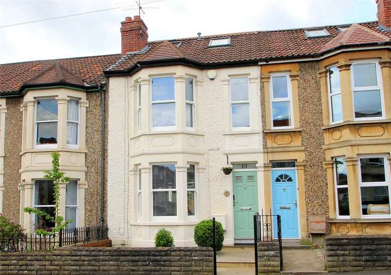 4 Bedrooms Terraced House for sale in Almorah Road, Victoria Park, BRISTOL, BS3