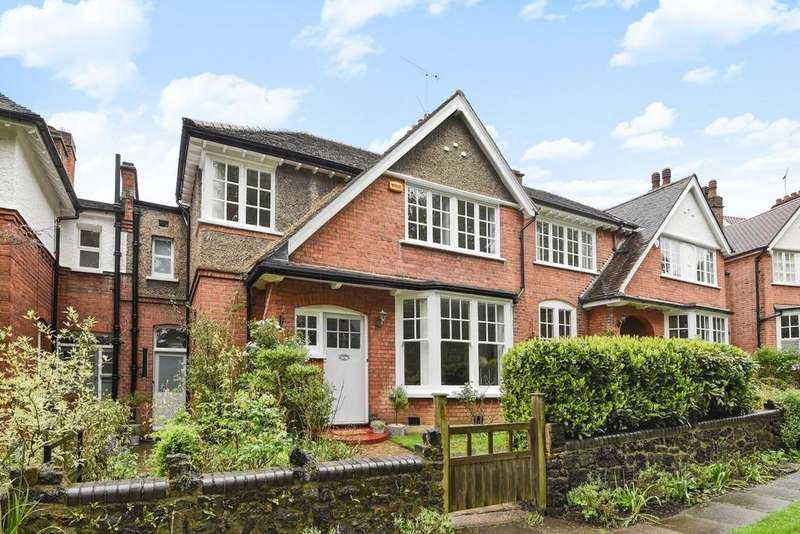 4 Bedrooms Terraced House for sale in Rookfield Avenue, Muswell Hill