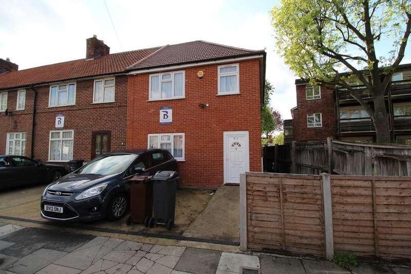 3 Bedrooms Terraced House for rent in Wood Lane, Dagenham, Essex RM8