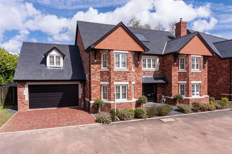 6 Bedrooms Detached House for sale in Druidstone Road, Old St Mellons, Cardiff