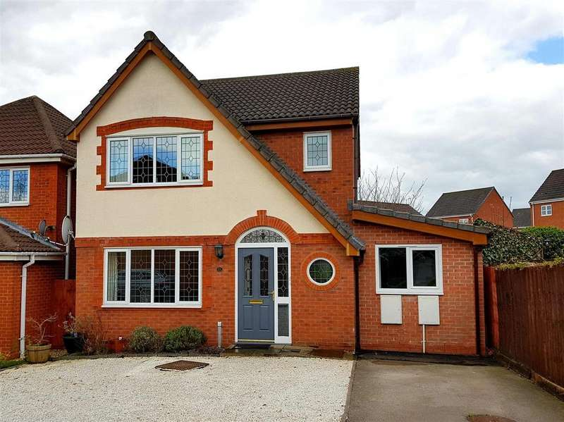5 Bedrooms Detached House for sale in Trusley Brook, Hilton, Derby