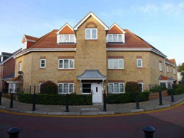 2 Bedrooms Flat for rent in FAREHAM - THE TOLLGATE - UNFURN