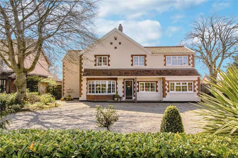 4 Bedrooms Detached House for sale in Keswick Road, Cringleford, Norwich,NR4