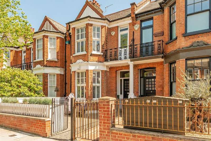 4 Bedrooms Terraced House for sale in Highlever Road, North Kensington
