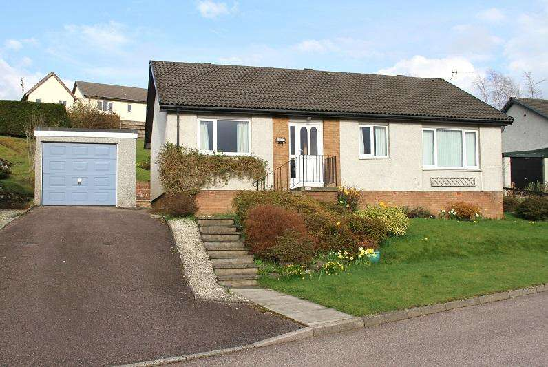 3 Bedrooms Detached Bungalow for sale in 12a Wilson Road, Lochgilphead PA31