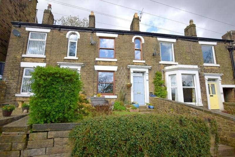 2 Bedrooms Terraced House for sale in Glossop Road, Hayfield, High Peak