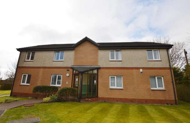 2 Bedrooms Ground Flat for sale in 20 Dasher Gardens, Ardrossan, KA22 7NN