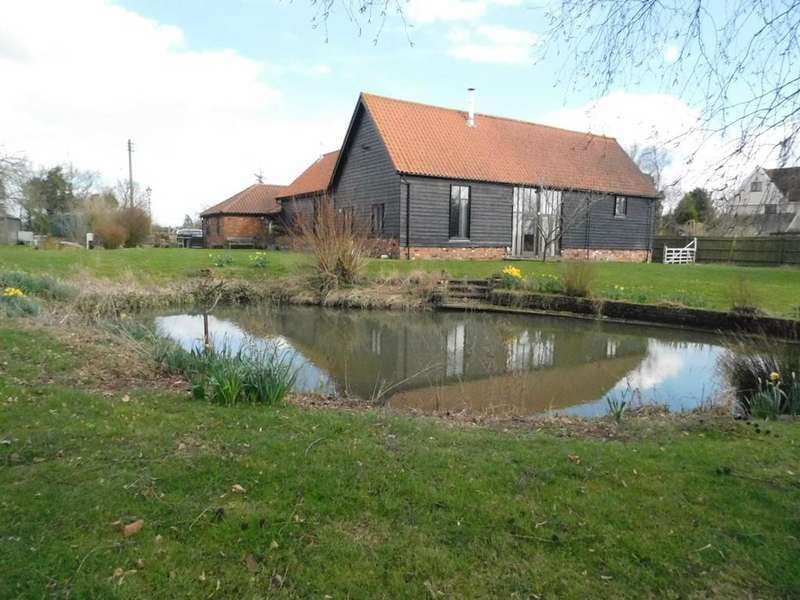4 Bedrooms Barn Conversion Character Property for sale in Old Newton
