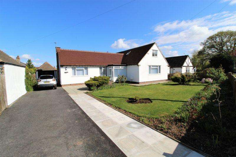 4 Bedrooms Detached Bungalow for sale in Pine Road, Heswall