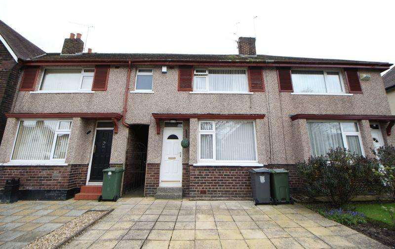 3 Bedrooms Terraced House for sale in Shore Drive, New Ferry