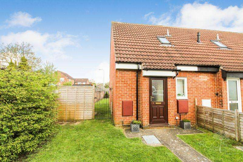 1 Bedroom End Of Terrace House for sale in Alston Mews, Thatcham