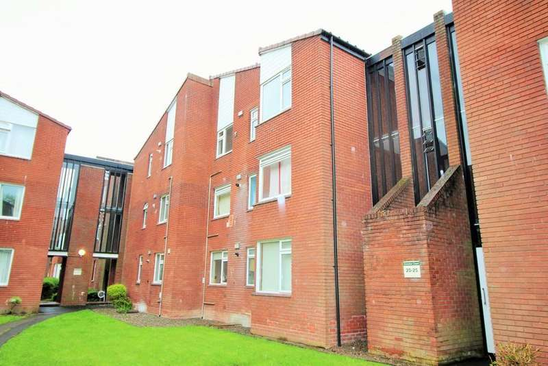 2 Bedrooms Apartment Flat for rent in Downton Court , Deercote, Telford