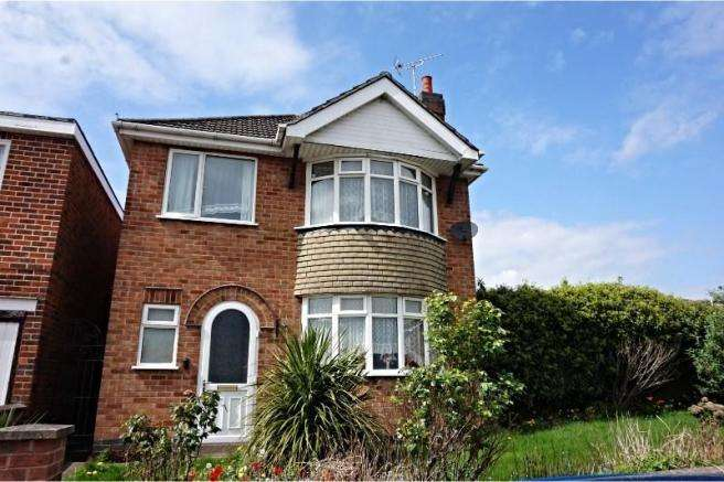 3 Bedrooms Detached House for rent in Anthony Road, Leicester