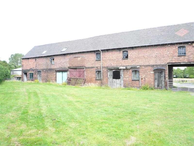 Detached House for sale in Mitre Farm BARNS,Essington, Essington