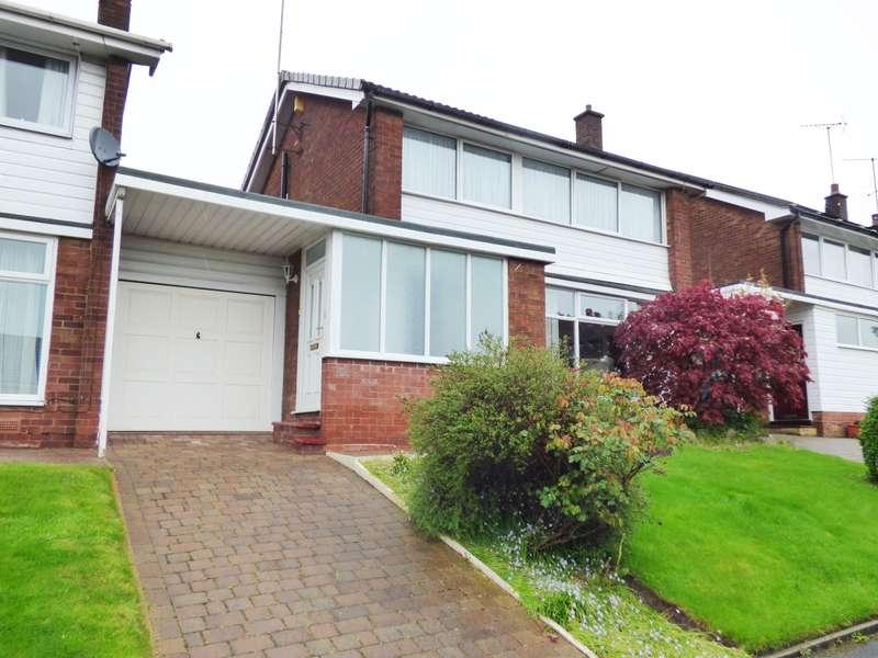 3 Bedrooms Link Detached House for sale in Poise Brook Road, Stockport, SK2