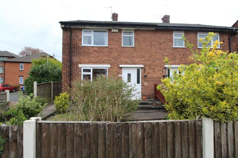 2 Bedrooms Semi Detached House for sale in Hayhurst Close, Northwich, CW9