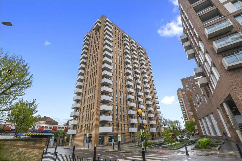 1 Bedroom Flat for sale in Ivy Point, 5 Hannaford Walk, Bow, London, E3