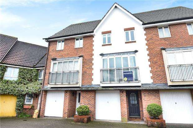 3 Bedrooms Terraced House for sale in Hartigan Place, Woodley, Reading