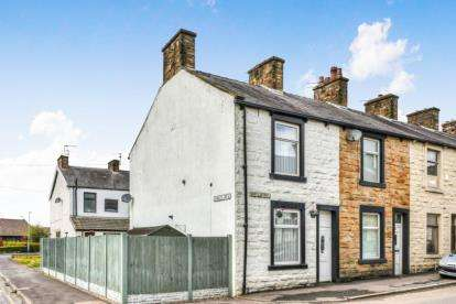 2 Bedrooms Terraced House for sale in Scott Street, Burnley, Lancashire, BB12